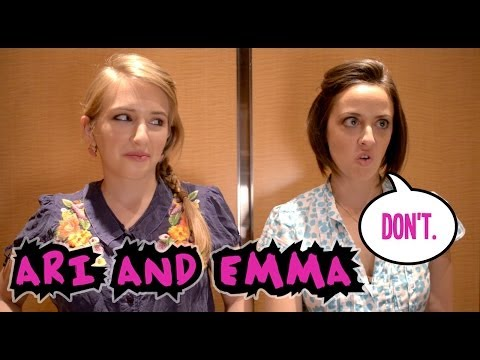Ari & Emma: fart Cloud video