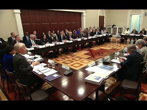 The President's Advisory Council on Doing Business in Africa Part I