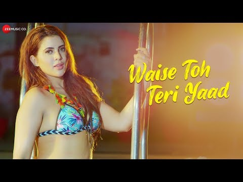 Waise Toh Teri Yaad - Official Music Video | Sahar Afsa & Kunal Verma | Swarat Chakraborty