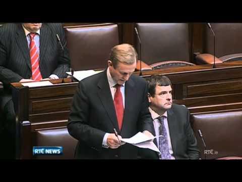 Taoiseach Enda Kenny in unprecedented attack on Vatican