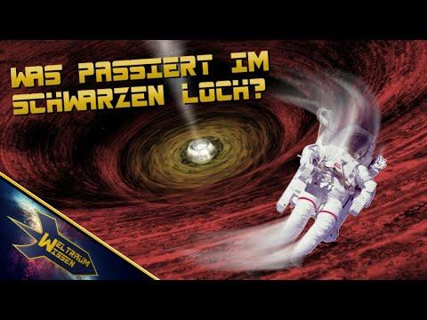 Was passiert, wenn Du ins Schwarze Loch gesogen wirst? - Weltraum-Wissen von Astro-Comics TV