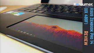 (English) Asus Zenbook Pro 14 (UX480) Review | Konsumer