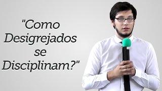 """""""Como Desigrejados se Disciplinam?"""" - Geimar Lima"""