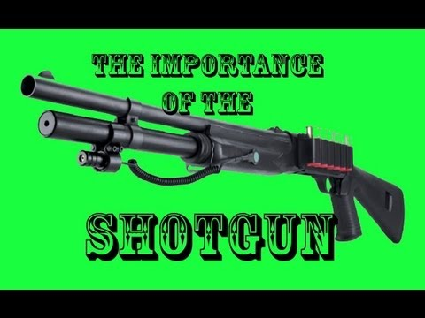 The Importance of the Shotgun