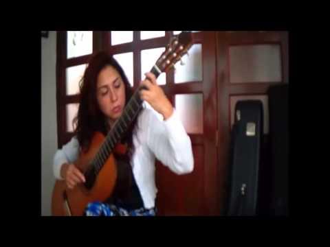 Барриос Мангоре Агустин - Estudio No.6