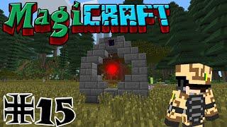 Portal de Teletransporte! - Minecraft - MagiCraft #15