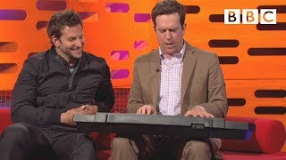 Ed Helm's Sings Stu's Song From The Hangover - The Graham Norton Show - BBC One