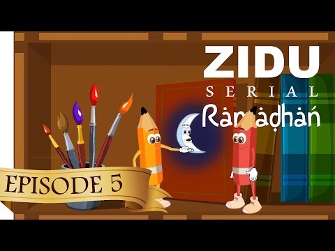 ZIDU RAMADHAN EPS 5 LAILATUL QADR