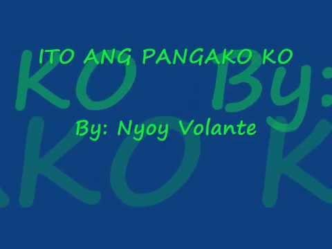 Nyoy Volante - Tunay Na Tunay