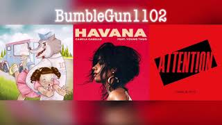 Download Lagu Charlie Puth, Camila Cabello, Melanie Martinez - Tag your Havana Attention (mashup) Gratis STAFABAND