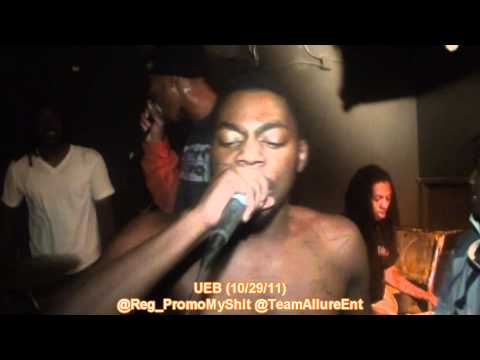 UEB- 10/29/11 @ THE ICON (BATTLE VIDEO)
