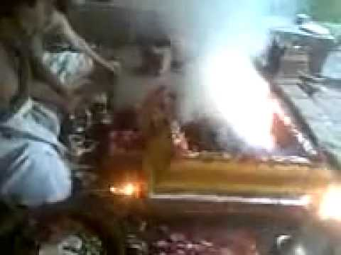 Ganapathihomam video