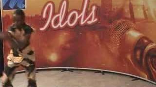 Nigerian Idol(micheal Jackson)