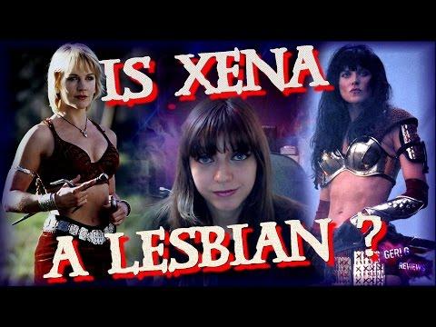 XENA WARRIOR PRINCESS A LESBIAN?