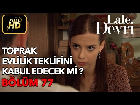 Lale Devri 77. Bölüm / Full HD (Tek Parça)