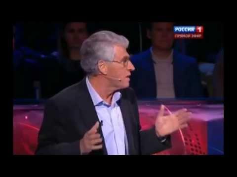 Соловьёв уделал Гозмана. Эфир 12 апреля.
