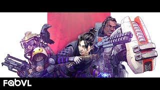 Apex Legends Rap Song - Legend (Battle Royale) | FabvL ft. Moxas & SSLCK
