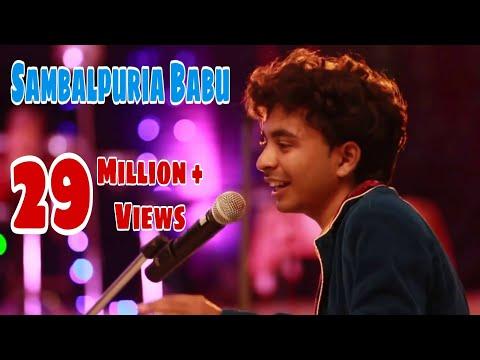 SAMBALPURIA BABU    MANTU CHHURIA    SAMBALPURI HD VIDEO SONG 2017