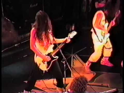 Sacrifice - Stars Club Burlington ON 6 Aug 1989