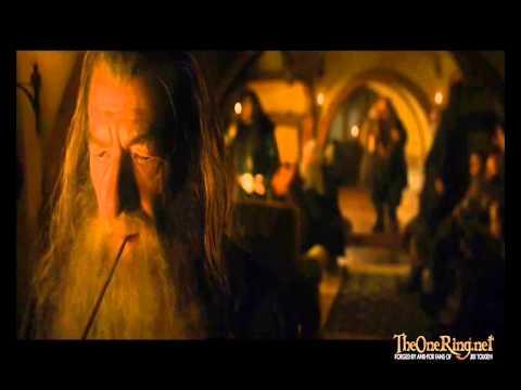 As Montanhas Nebulosas Frias - O Hobbit
