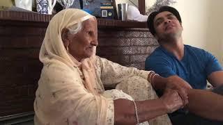 Bibi Nu Swaal | Mr Sammy Naz | Punjabi Funny Video | Nasib Kaur | Tayi Surinder Kaur