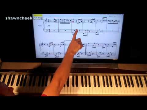 Beethoven Piano Lessons Fur Elise part 1