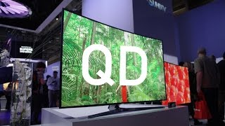 Quantum Dot TVs: Explained!