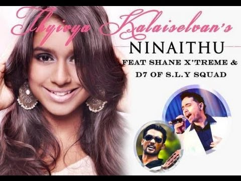 Ninaithu -thyivya Kalaiselvan Feat Shane X'treme And D7 Of Sly Squad= Vocal Edited Version video