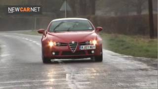 Alfa Romeo Brera : Car Review