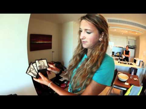 Inside the Life of Victoria 'Vika' Azarenka- Australian Open 2012