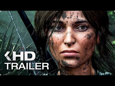 SHADOW OF THE TOMB RAIDER Gameplay Trailer (E3 2018)