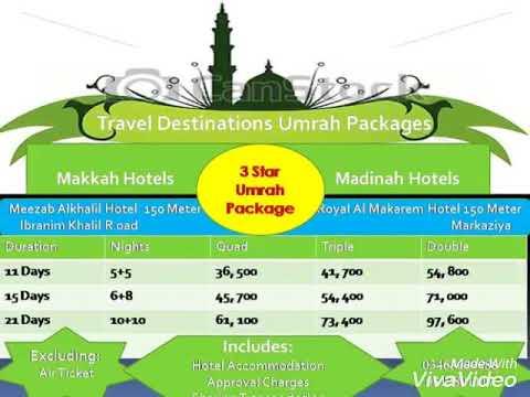 Jual ramadan umrah package