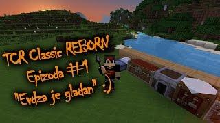 Minecraft | Tekkit Classic REBORN | Prezivljavanje | Epizoda #1