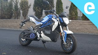 Review: CSC City Slicker $2,495 electric motorcycle
