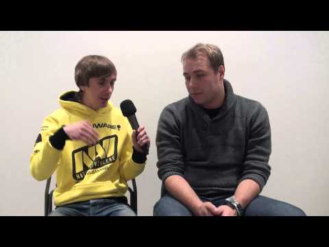 Interview with new Na`Vi.Dota 2 manager @ DreamHack Winter 2013 (Eng subs will appear soon)