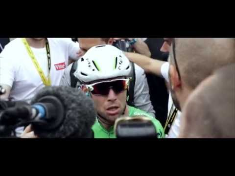 Mark Cavendish wins stage 3 of Tour de France