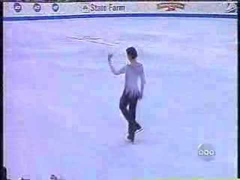 Johnny Weir - Dr. Zhivago