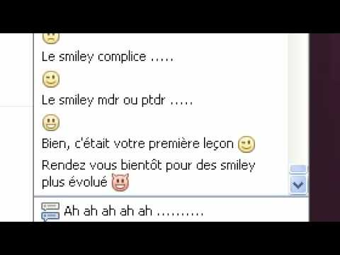 facebook emoticons 42. Les Smiley Facebook pour les