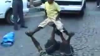 Equilibriste de père en fils