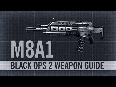 M8A1 : Black Ops 2 Weapon Guide & Gun Review