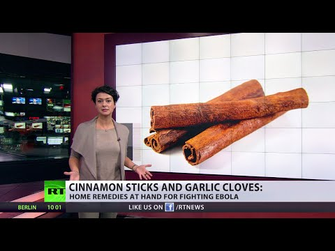 Garlic & Cinnamon Anti-Ebola Meds: Virus hysteria infects the globe