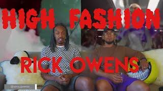 High Fashion   The Tent Shirt!