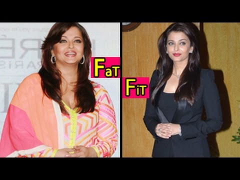 Aishwarya Rai Bachchan : FAT to FIT