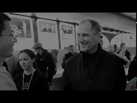 Official Apple tribute to Steve Jobs video 10-05-2012