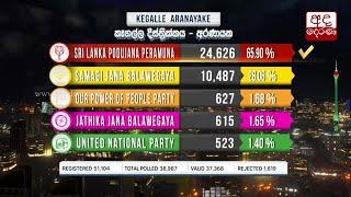 Polling Division - Aranayake