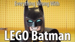 Everything Wrong With The LEGO Batman Movie by : CinemaSins