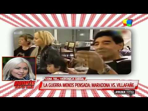 Verónica Ojeda: Diego está triste, está mal