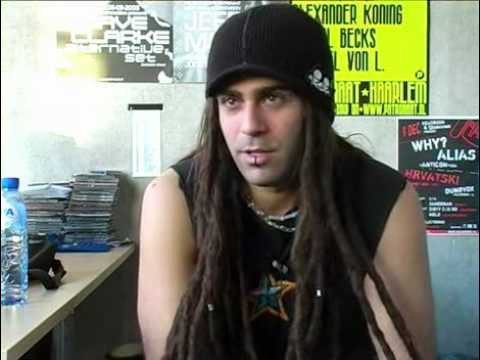Ill Nino-Cristian Talks About ''Responsibility, The World And His Lyrics''