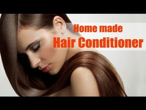 How to Make Hair Conditioner at Home