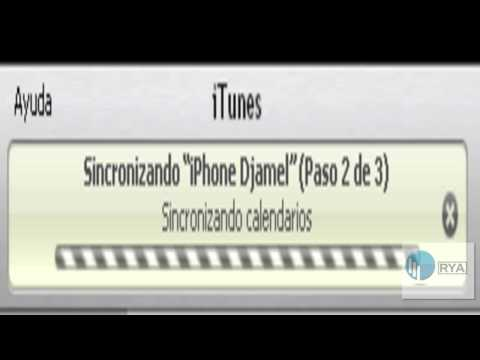 Como pasar videos al iPhone 3G o 4G - Ryalogic